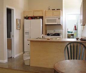 A.I.R. Studio - Kitchen