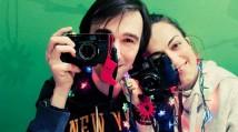 Oksana Yushko and Arthur Bondar