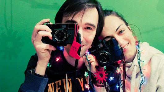 Oksana and Arthur
